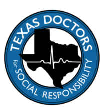 Texas Doctors For Social Responsibility logo