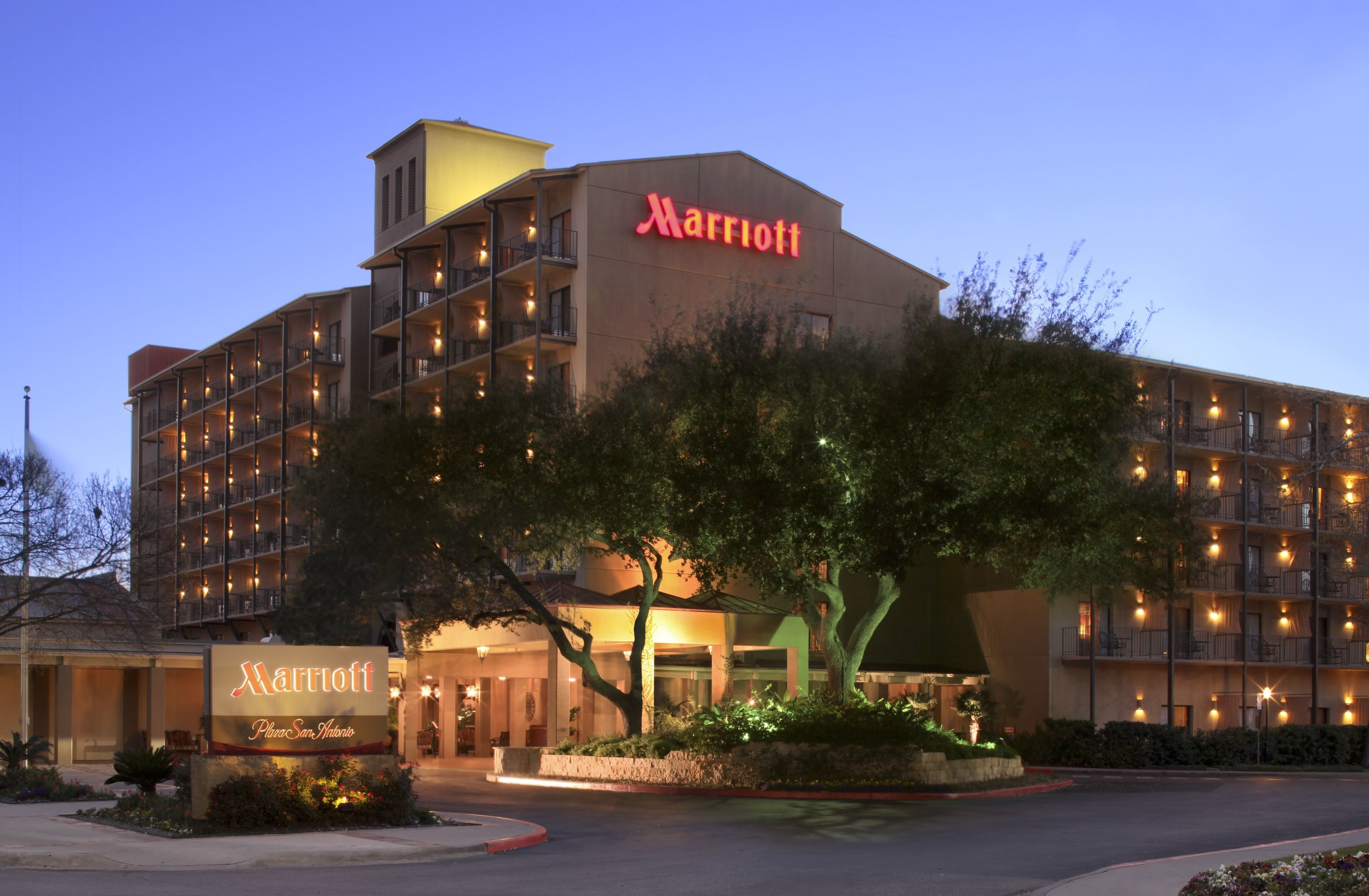 Marriott Plaza San Antonio